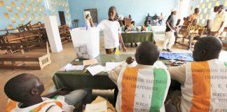 Le recensement électoral par la CEI, commence le 18 juin 2018