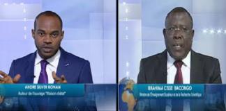 André Silver Konan et Cissé Bacongo s'affrontent une fois de plus sur des questions politiques