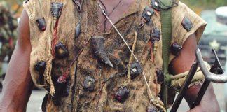 Les dozos proches d'Amadé OUrémi, chef de guerre burkinabé, sont accusés d'avoir été les pires exécutants du massacre de Duékoué