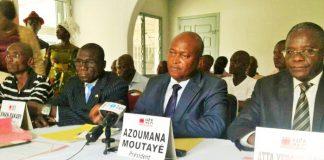 Azoumana Moutayé rappelle qu'il demeure à son poste, au MFA