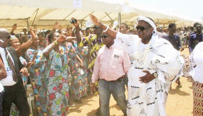Noël Akossi Bendjo a lancé son appel d'Abobodoumé, en faveur de la réconciliation et de la libération des prisonniers politiques