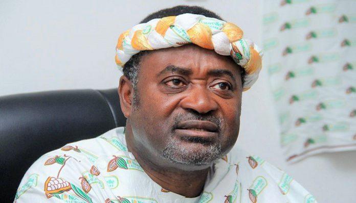 Gnamien Konan, président fondateur de La Nouvelle Côte d'Ivoire