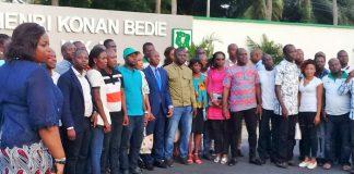 La JPDCI a présenté ses excuses à Henri Konan Bédié