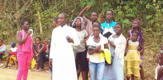 L'abbé Bernadin Aka, il aimait les enfants
