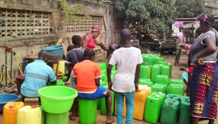 La Sodeci dément toute coupure généralisée de l'eau en Côte d'Ivoire
