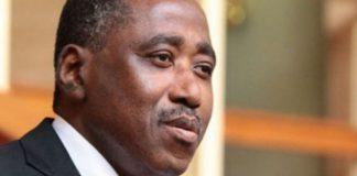 Le premier ministre Amadou Gon Coulibaly