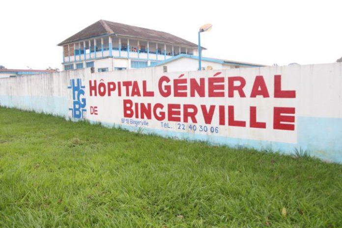 L'hôpital général de Bingerville