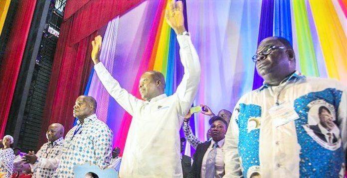 L'UDPCI a dit oui au parti unifié, à son 2è congrès extraordinaire à Yamoussoukro