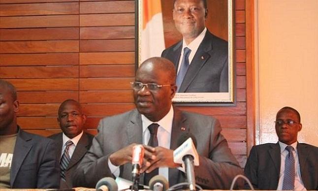 Amadou Soumahoro ministre chargé des Affaires politiques