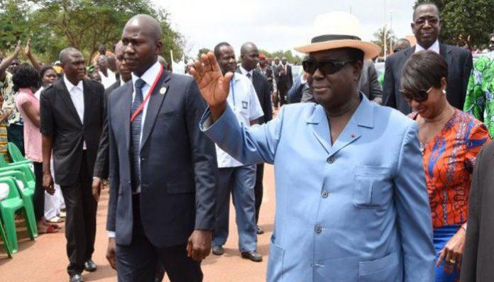 Henri Konan Bédié remanie son secrétariat exécutif