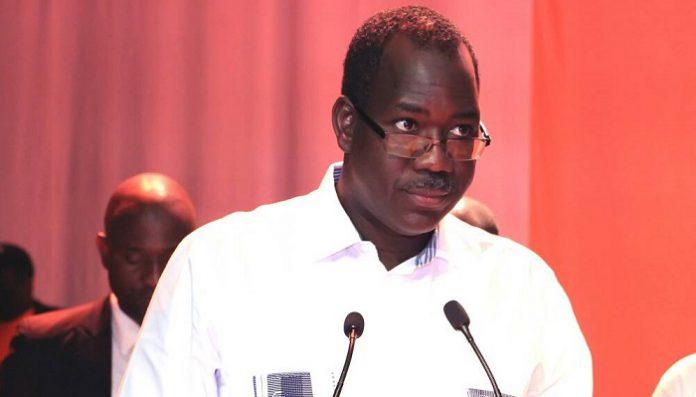 Brahima Soro, président de l'UPCI