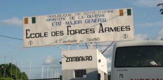 Ecole des forces armées (EFA) de Zambakro