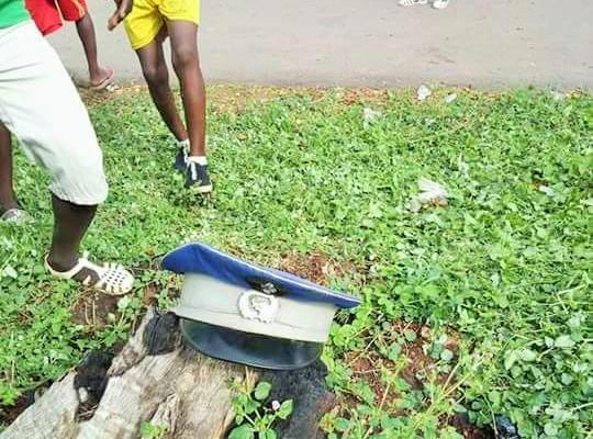 Emeutes suite à l'assassinat d'une élève dans la ville de M'Bahiakro en mars 2018