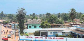 Hôpital général de Grand-BassamHôpital général de Grand-Bassam