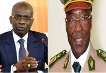Le procureur Richard Adou et le DG des douanes Pierre Alphonse Da n'avancent pas les mêmes chiffres sur le préjudice subi par l'Etat