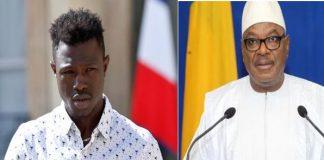 Mamadou Gassama a dû se jeter sur la route de l'immigration parce qu'il n'avait pas de perspectives au Mali d'Ibrahim Boubacar Kéita