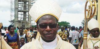 Mgr Ignace Bessi Dogbo