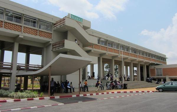 Présidence université Abidjan