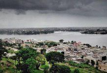 Saison de pluie Abidjan 2018