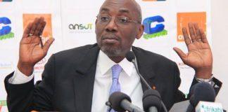 Sidy Diallo, président de la FIF