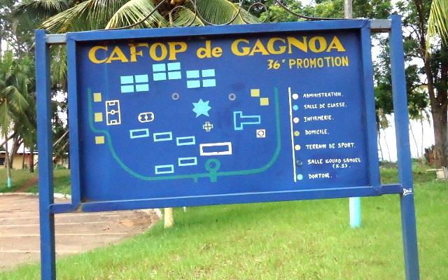 Le Cafop de Gagnoa