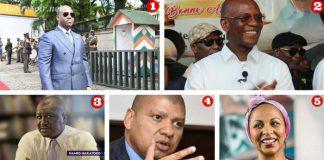 Top 5 des politiques ivoiriens populaires sur les réseaux sociaux