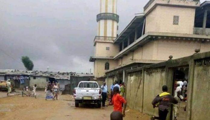 Abobo mosquée Siaka Koné