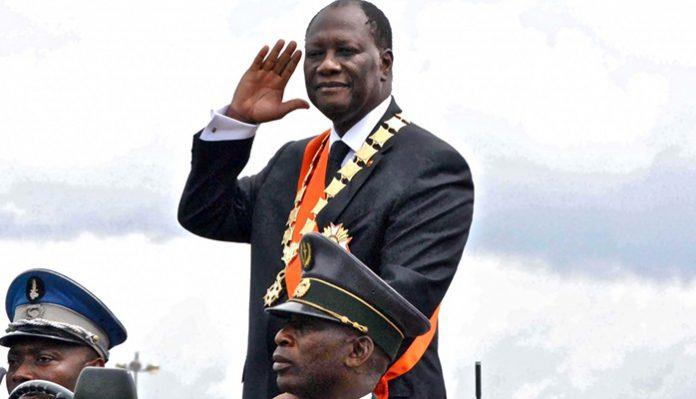 Alassane Ouattara a été réélu, pour un 2è et dernier mandat constitutionnel en octobre 2015