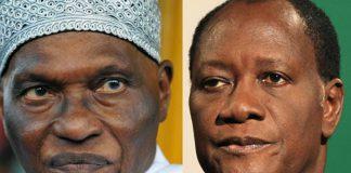 Alassane Ouattara va certainement connaître le sort d'Abdoulaye Wade en 2020, s'il persiste à être candidat