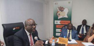 Diakalidia Konaté, DG de l'ONI