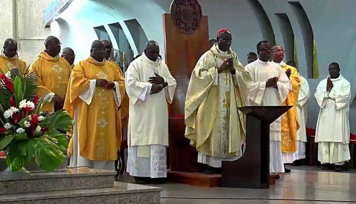 Eglise catholique de Côte d'Ivoire