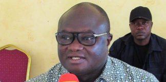 Bernard Ehouman, délégué de Bongouanou 2
