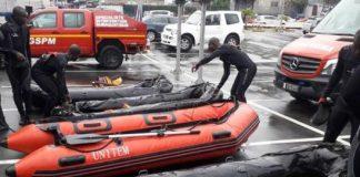 Les inondations à Abidjan ont mobilisé les sapeurs pompiers