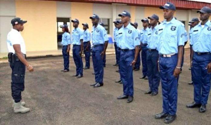 Police universitaire de Cocody