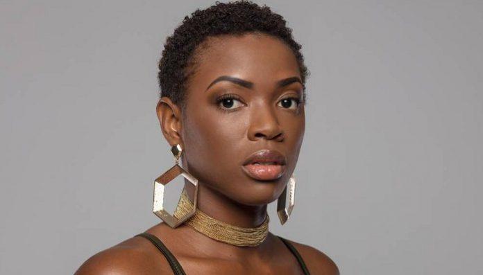 Marie-Danielle Suy Fatem Miss Côte d'Ivoire 2018