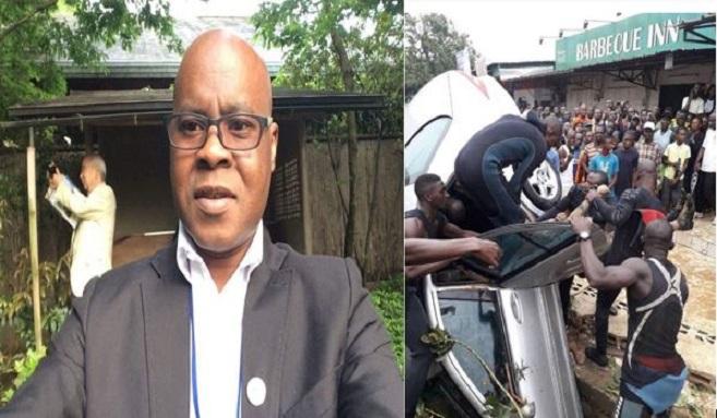 Mohamed Konaté dit Delmas tué dans les inondations d'Abidjan, ce mardi 19 juin 2018