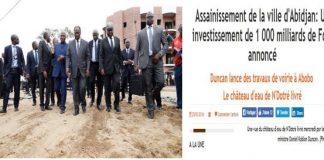 Où sont passés les milliards promis par Ouattara pour lutter contre les inondations à Abidjan