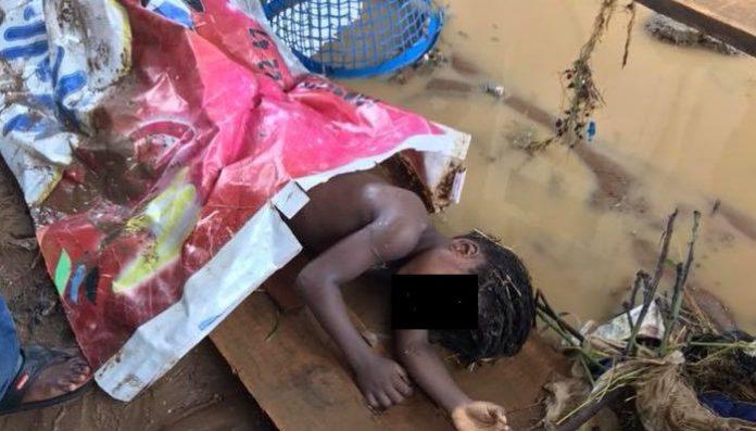 Un enfant tué par les eaux de ruissellement à Abidjan, mardi 19 juin 2018