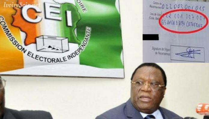 La CEI de Youssouf Bakayoko est encore au coeur d'une affaire de tentative de fraudes, cette fois-ci au Plateau