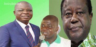 Le ministre Amédé Kouakou s'en est pris à Bédié et à Innocent Yao