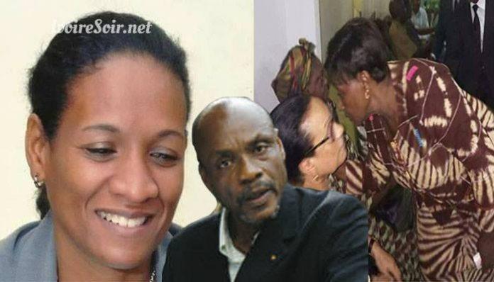 L'époux de Sandrine Polneau porte des accusations contre la ministre Raymonde Goudou-Coffie
