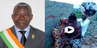 Le député RDR d'Anyama Adama Sylla, est accusé d'avoir commandité la bastonnade de dame Naminata Sylla