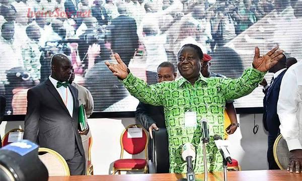 Henri Konan Bédié a remanié le secrétariat exécutif du PDCI