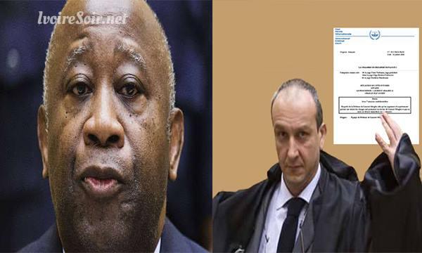 Me Emmanuel Altit a introduit une requête de non-lieu pour Laurent Gbagbo