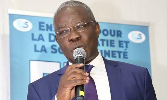 Eric Kahé, président de l'AIRD