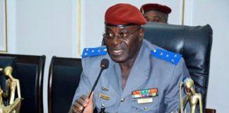 Gl Gervais Kouassi, ex- commandant supérieur de la gendarmerie ivoirienne et PCA de l'AFOR