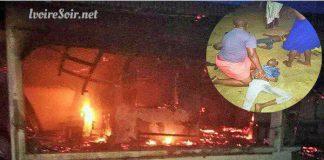 Incendie Grand-Bassam