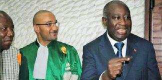 Michel Gbagbo devenu Pr Michel Gbagbo depuis juillet 2018