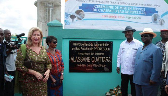 Alassane Ouattara aurait arrêté de financer sur fonds publics, l'église de Pépressou, dans le village de Konan Bédié