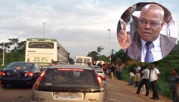 Le péage sur l'autoroute du nord en Côte d'Ivoire est sujet à critiques